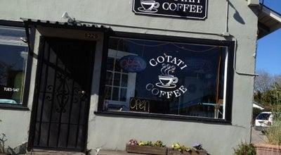 Photo of Coffee Shop Cotati Coffee at 8225 Old Redwood Hwy, Cotati, CA 94931, United States
