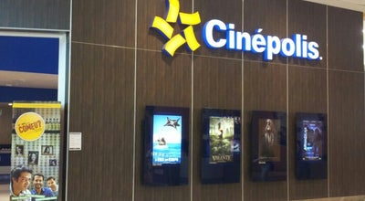 Photo of Movie Theater Cinépolis at Blumenau Norte Shopping, Blumenau 89065-800, Brazil
