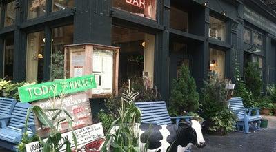 Photo of American Restaurant Bubby's at 118 Hudson St, New York, NY 10013, United States