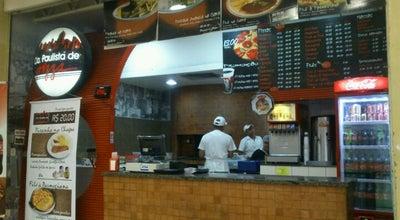 Photo of Pizza Place Cia Paulista de Pizza at Castanheira Shopping Center, Belém, Brazil
