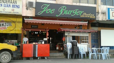 Photo of Burger Joint Joe Burger Station at Pontian 82000, Malaysia