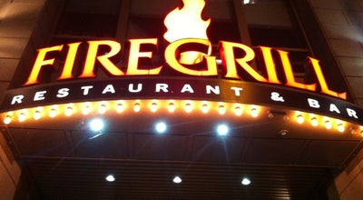 Photo of Steakhouse Firegrill at 1490 Rue Stanley, Montréal, QC H3A 1P7, Canada