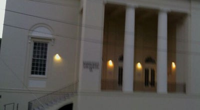 Photo of Concert Hall Memminger Auditorium at 56 Beaufain St, Charleston, SC 29401, United States