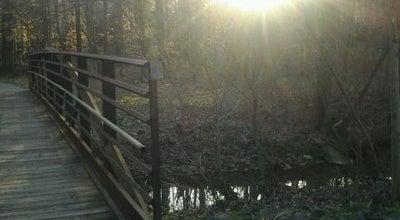 Photo of Trail Clark's Creek Greenway at Mallard Creek Road, Charlotte, NC, United States