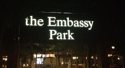 Photo of Cafe The Embassy Park at Șos. Nordului Nr. 7-9, București, Romania