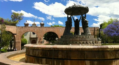 Photo of Outdoor Sculpture Fuente de Las Tarascas at Av. Madero, Morelia 58000, Mexico