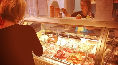 Photo of Ice Cream Shop Nuvole Gelateria at Eerikinkatu 13, Turku 20100, Finland