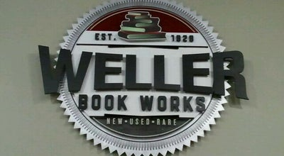 Photo of Bookstore Weller Book Works at 607 Trolley Sq, Salt Lake City, UT 84102, United States