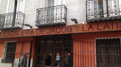 Photo of Bar La Escalera de Jacob La Latina at C/ De Los Mancebos 4, Madrid 28005, Spain