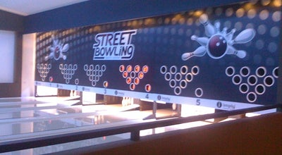 Photo of Bowling Alley Streetball Boliche at Botucatu, Brazil