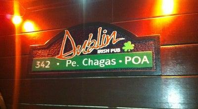 Photo of Irish Pub Dublin Irish Pub at R. Pe. Chagas, 342, Porto Alegre 90570-080, Brazil