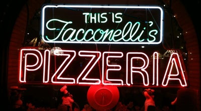 Photo of Pizza Place The Original Tacconelli's Pizzeria at 2604 E Somerset St, Philadelphia, PA 19134, United States