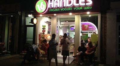 Photo of Ice Cream Shop 16 Handles at 1569 2nd Ave, New York, NY 10028, United States
