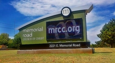 Photo of Church Memorial Road Church of Christ at 2221 E Memorial Rd, Edmond, OK 73013, United States