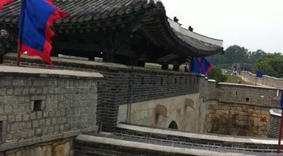 Photo of Historic Site 창룡문 at 팔달구 팔달로2가, 수원시, South Korea
