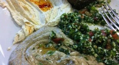 Photo of Mediterranean Restaurant Manna Mediterranean Grill at 2913 Lincoln Ave, Evansville, IN 47714, United States