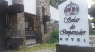 Photo of Hotel Bar Solar do Imperador at Estr. Do Aeroporto, 317, Pôrto Seguro, Brazil