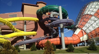 Photo of Water Park Wilderness at the Smokies at 1424 Old Knoxville Hwy, Sevierville, TN 37876, United States