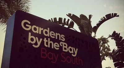Photo of Bridge Garden Bay Bridge at Gardens By The Bay, Singapore, Singapore