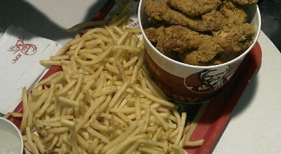 Photo of Fried Chicken Joint KFC at Damrak 87-88, Amsterdam 1012 LP, Netherlands