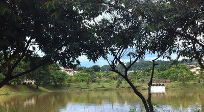 Photo of Lake Jardim do Lago at Comp. Urbanistico Lago Ver. Domingos Vergara, Atibaia, Brazil
