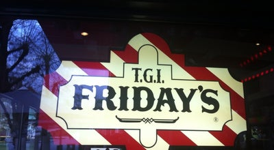 Photo of American Restaurant TGI Friday's at Nedre Ole Bulls Plass 1, Bergen 5012, Norway