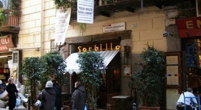 Photo of Pizza Place Pizzeria Sorbillo at Via Dei Tribunali, 32, Napoli 80138, Italy