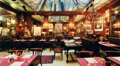 Photo of Bar Café du Palais Restaurant at 14 Place Myron Herrick, Reims 51100, France