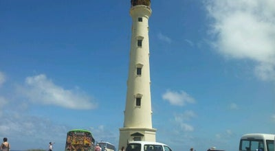 Photo of Lighthouse California Lighthouse at Arashi Road, Noord, Aruba