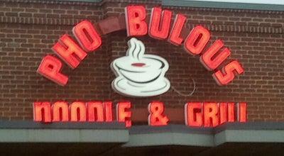 Photo of Vietnamese Restaurant Pho Bulous at 3409 S Broadway, Edmond, OK 73013, United States