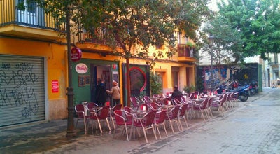 Photo of Beer Garden Café Museu at 7 Calle Del Museu, Valencia, Spain