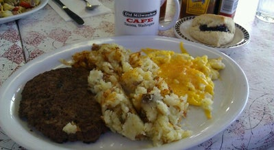 Photo of Breakfast Spot Old Milwaukee Cafe at 3102 6th Ave, Tacoma, WA 98406, United States