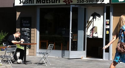 Photo of Sushi Restaurant Sushi Matsuri at 239 Menzies St., Victoria, BC V8V 2G6, Canada