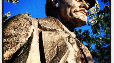 Photo of Outdoor Sculpture Lenin's Statue at 3526 Fremont Pl N, Seattle, WA 98103, United States