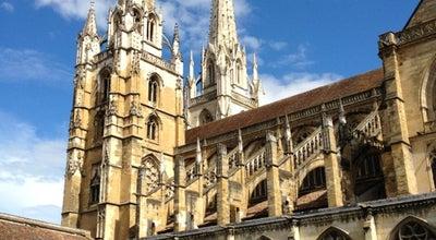 Photo of Church Cathédrale Sainte-Marie at 15 Rue Des Prébendes, Bayonne 64100, France