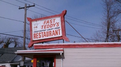 Photo of Diner Fast Teddy's at 221 Main St, Tonawanda, NY 14150, United States