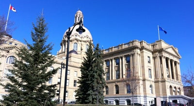 Photo of Park Legislature Grounds at 10800 97 Ave Nw, Edmonton, AB T5K 0B7, Canada
