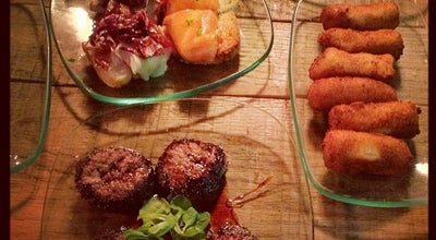Photo of Tapas Restaurant Lateral at C. Fuencarral, 43, Madrid 28004, Spain
