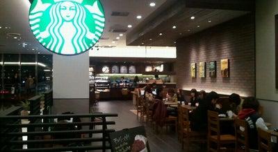 Photo of Coffee Shop Starbucks Coffee 金沢フォーラス6Fクーゴ店 at 堀川新町3-1, 金沢市 920-0849, Japan