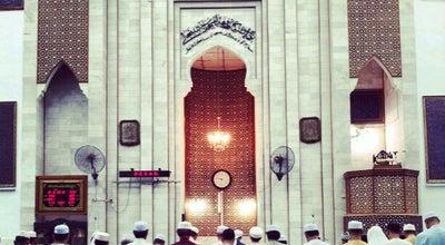 Photo of Mosque Masjid Jamek Sultan Ibrahim at Jalan Perbandaran, Kuala Selangor 45000, Malaysia