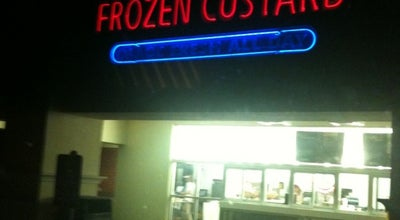 Photo of Ice Cream Shop Sheridan's Frozen Custard at 2055 E Santa Fe St, Olathe, KS 66062, United States