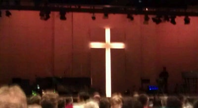 Photo of Church Sanctuary@ Calvary Chapel Ft. Lauderdale at Fort Lauderdale, FL 33309, United States