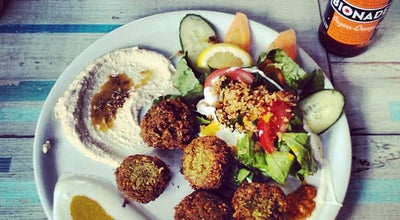 Photo of Falafel Restaurant Bis Yarok at Torstr. 195, Berlin 10115, Germany