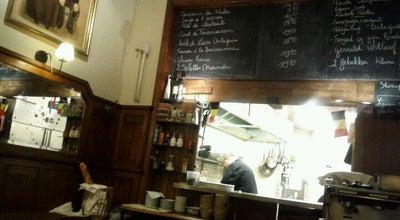 Photo of Food Brasserie Ploegmans at Hoogstraat 148 Rue Haute, Brussels 1000, Belgium