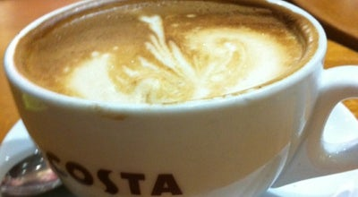 Photo of Coffee Shop Costa Coffee at Oldham OL1 1XF, United Kingdom