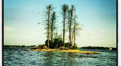 Photo of Lake Zalew Zegrzyński at Zegrze, Białobrzegi, Nieporęt, Poland