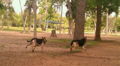 Photo of Dog Run Bay Area Dog Park at 5970 Bay Area Blvd, Houston, TX 77059, United States