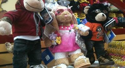 Photo of Toy / Game Store Build-A-Bear Workshop at Galerías Monterrey, Monterrey, Mexico