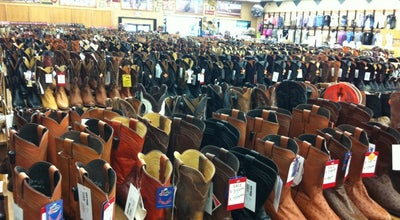 Photo of Clothing Store Boot Barn at 7265 Las Vegas Blvd S, Las Vegas, NV 89119, United States
