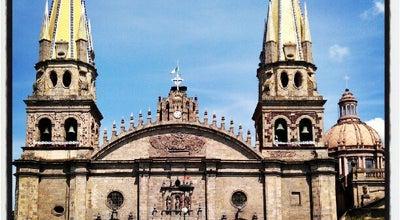 Photo of Church Catedral Basílica de la Asunción de María Santísima at Av. Alcalde 10, Guadalajara 44100, Mexico